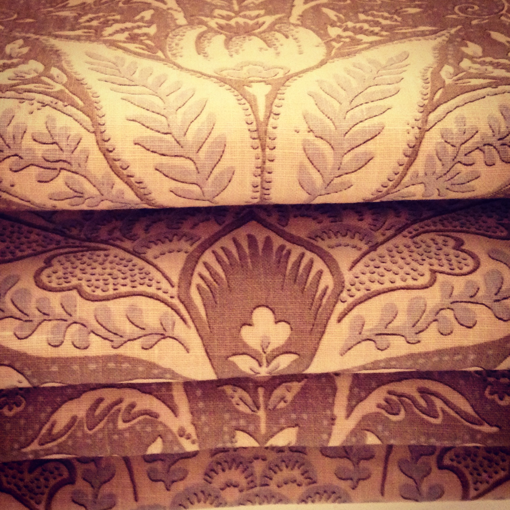 Lewis Wood blind detail